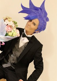 Cosplay-Cover: Galo Thymos (Suit Version)