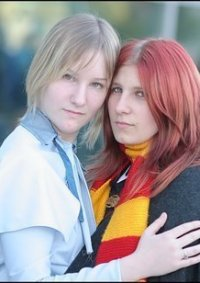 Cosplay-Cover: Bill Weasley / Winter