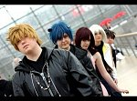 Cosplay-Cover: Roxas - Organisation XIII