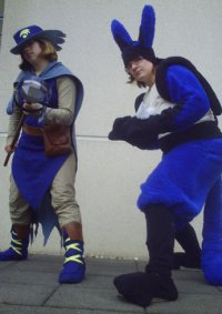Cosplay-Cover: Lucario