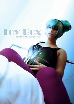 Cosplay-Cover: Miku Hatsune [Toy Box]