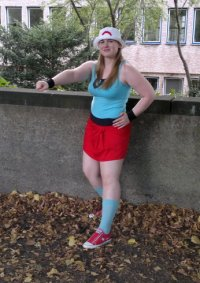 Cosplay-Cover: Blue [FireRed/LeafGreen]