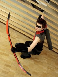 Cosplay-Cover: Red Arrow [Roy Harper]