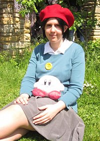 Cosplay-Cover: Adeline (Kirby - The crystal shards)