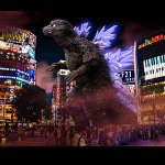 Cosplay: Godzilla