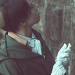 Cosplay: Levi / Rivaille