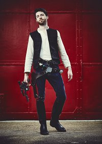 Cosplay-Cover: Han Solo