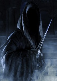 Cosplay-Cover: Nazgul