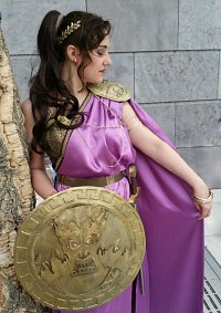 Cosplay-Cover: Megara (Disney Warrior Princess)