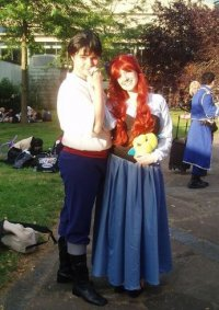 Cosplay-Cover: Prince Eric