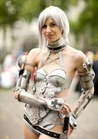 Cosplay-Cover: Sr. Paula Sokolowsky/Lady of Death [Inquisition Ar