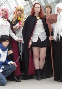 Cosplay-Cover: Osmond