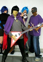 Cosplay-Cover: Russel (Feel good Inc. Version)