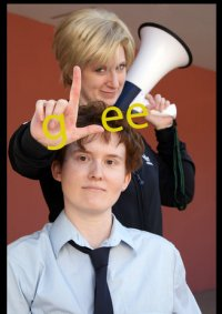 """Cosplay-Cover: William """"Will"""" Schuester"""