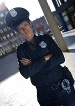 Cosplay-Cover: Aomine Daiki [Officer]