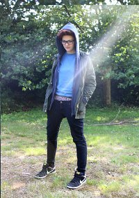 Cosplay-Cover: Amazing Spider-Man Peter Parker Casual