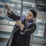 Cosplay: Percival Graves