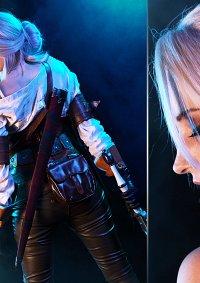 Cosplay-Cover: Ciri