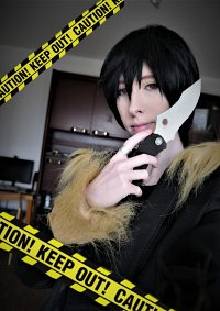Cosplay-Cover: Izaya Orihara
