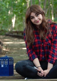 Cosplay-Cover: Clara Oswald Flatline