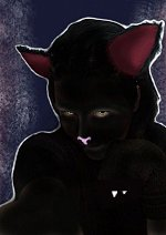 Cosplay-Cover: Shihouin Yoruichi [CatVersion]