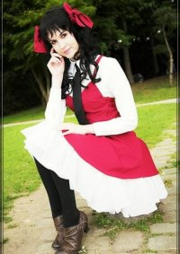 Cosplay-Cover: Komaki Kamiya