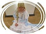 Cosplay-Cover: Kyoko als Engel (Sho Fuwa´s Musikvideo Prisoner)