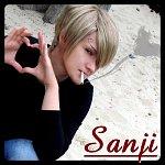 Cosplay-Cover: Sanji [Artbook-Version]