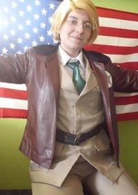 Cosplay-Cover: Alfred F. Jones [America/Uniform]