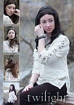 Cosplay-Cover: Bella Swan - call the tracker (Twilight)