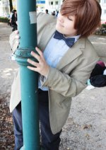 Cosplay-Cover: The 11th Doctor [Blue version] ドクター