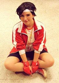 Cosplay-Cover: Sakura kasugano (gym teacher version)