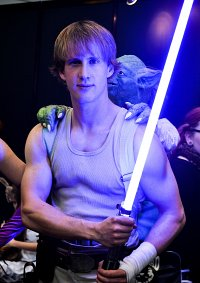 Cosplay-Cover: Luke Skywalker - Dagobah Outfit