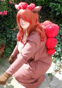 Cosplay-Cover: Vulpix