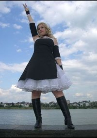Cosplay-Cover: June Narcieq (Audience Uniform)