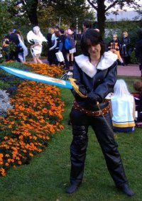 Cosplay-Cover: Squall Lionheart