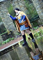 Cosplay-Cover: Alchemist (female)