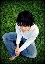 Cosplay-Cover: L/Ryuzaki