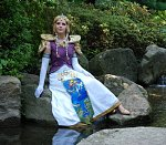 Cosplay-Cover: Prinzessin Zelda(Twilight Princess)