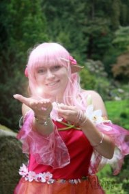 Cosplay-Cover: Akina - Princess of Orchids