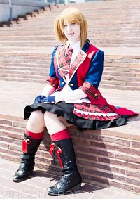 Cosplay-Cover: Yuuko Oshima the 9th
