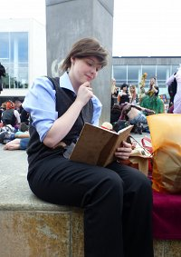 Cosplay-Cover: Dr. Spencer Reid