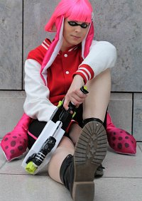 Cosplay-Cover: Inkling Girl ● Pink
