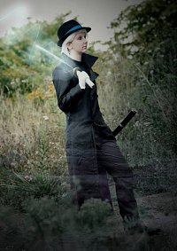 Cosplay-Cover: Vergil