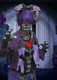Cosplay-Cover: Nightmare Bonnie