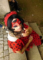 Cosplay-Cover: Ladybug(Ancient Ladybug Greek Version  Fanart)