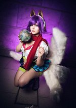 Cosplay-Cover: Arcade Ahri