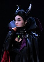 Cosplay-Cover: Maleficent (Sakimichan)