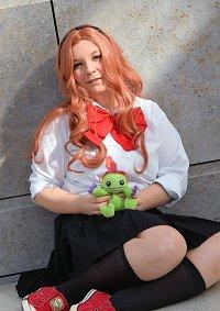 Cosplay-Cover: Mimi Tachikawa ~ Tri Highschool Uniform [Summer]