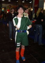 Cosplay-Cover: Rock Lee (3. movie-style)